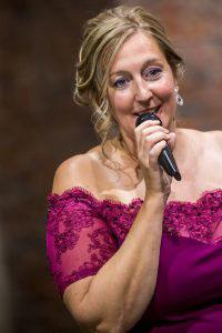 Sophie Naze van KonseptS aan het woord op evenement