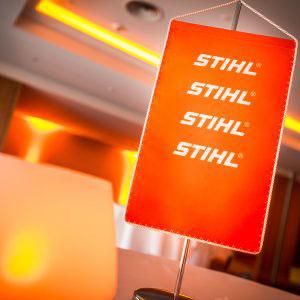 Logo van Stihl