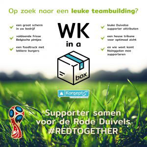WK-in-a-Box teambuilding