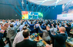 Interactief bedrijfsevenement organiseren en Atlas Copco