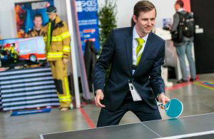 Event ping pong activiteit