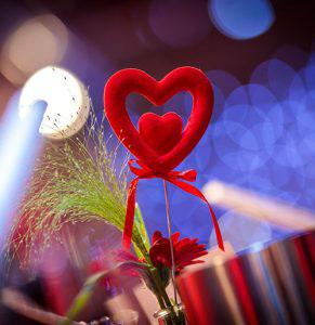 Thema-arrangement Lucky in Love