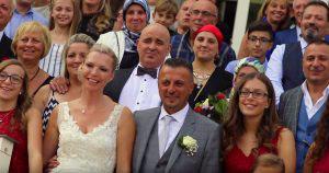 Huwelijk organiseren