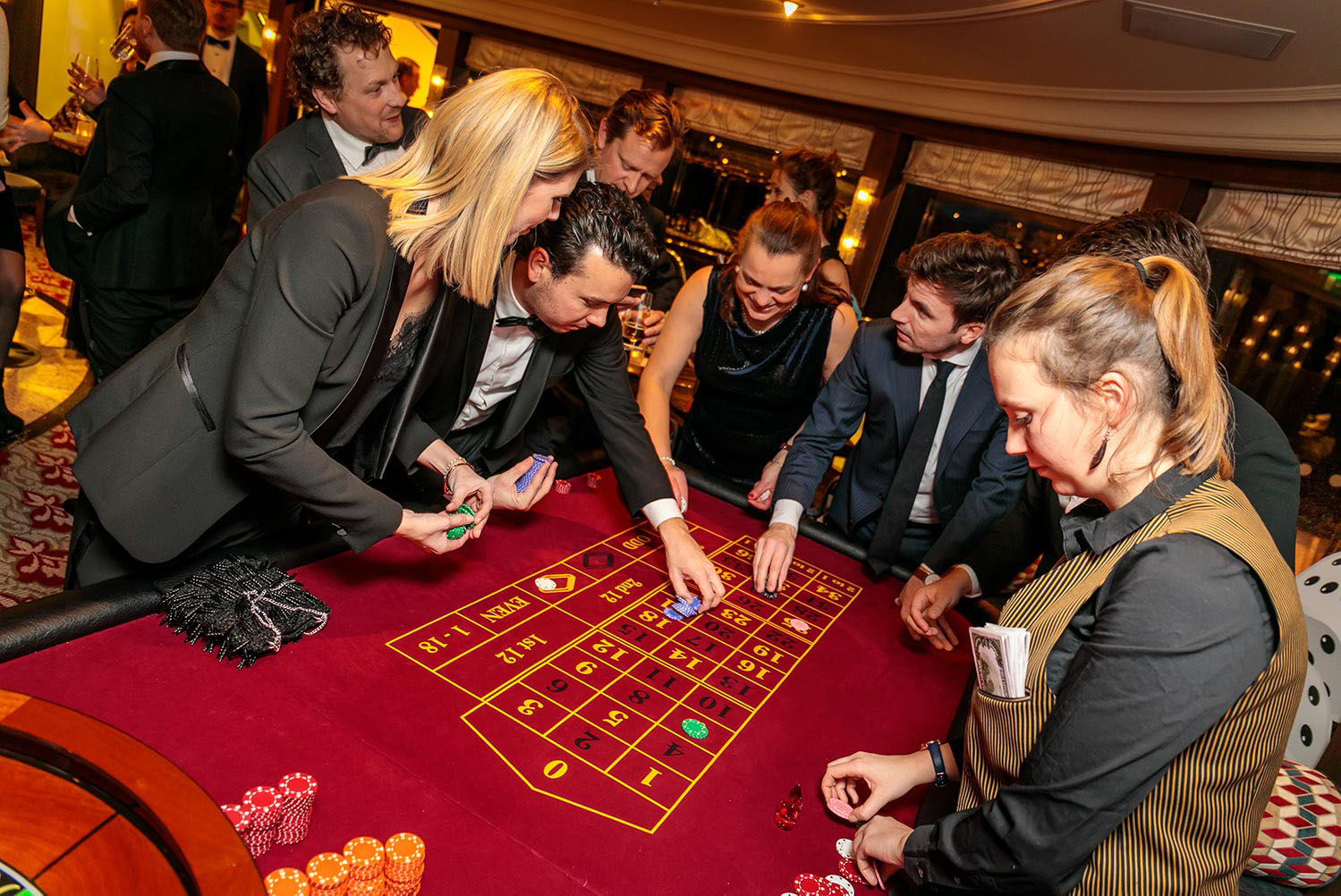 Themafeest casino