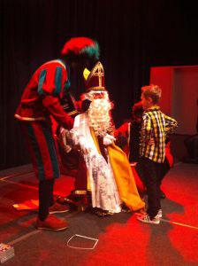 Themafeest Sinterklaas en Zwarte Piet