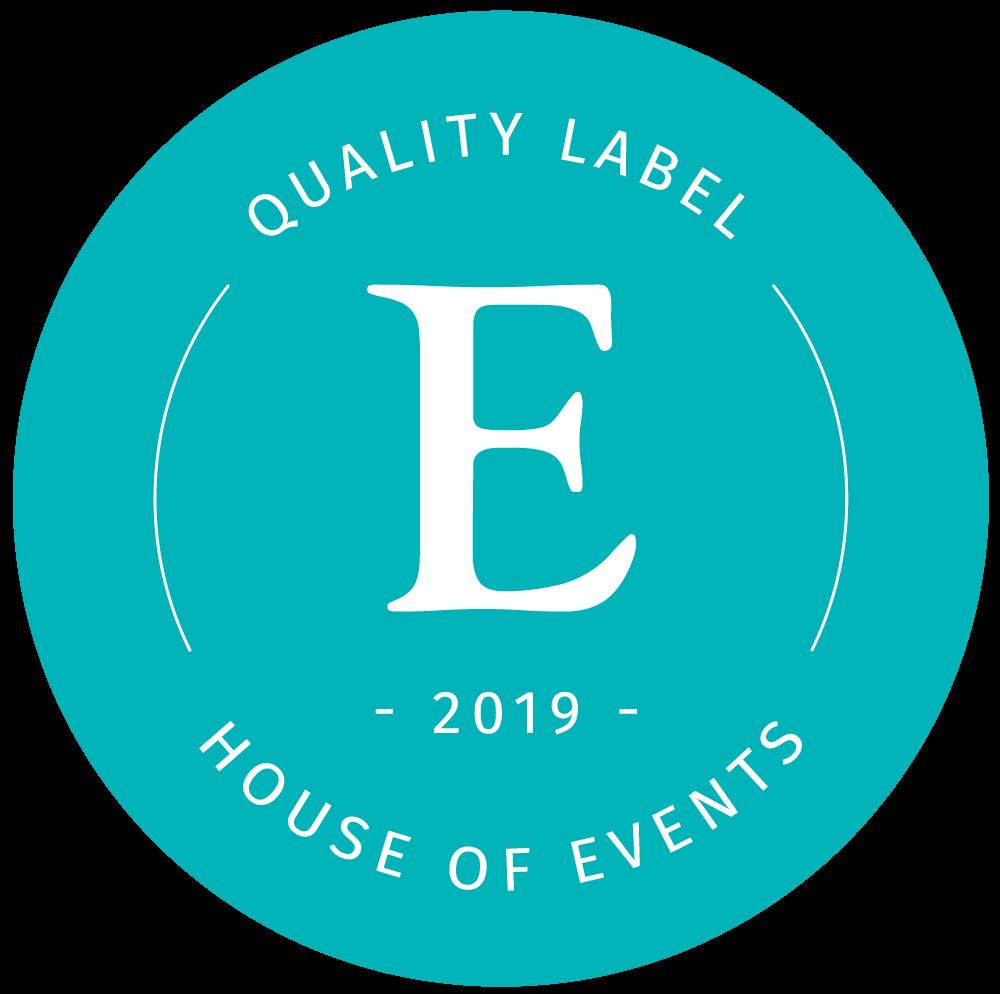 Het kwaliteitslabel van house of events
