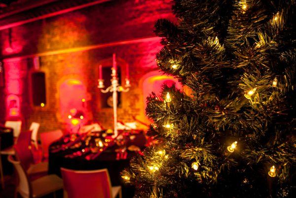 Decoratie Kerst Exxonmobile