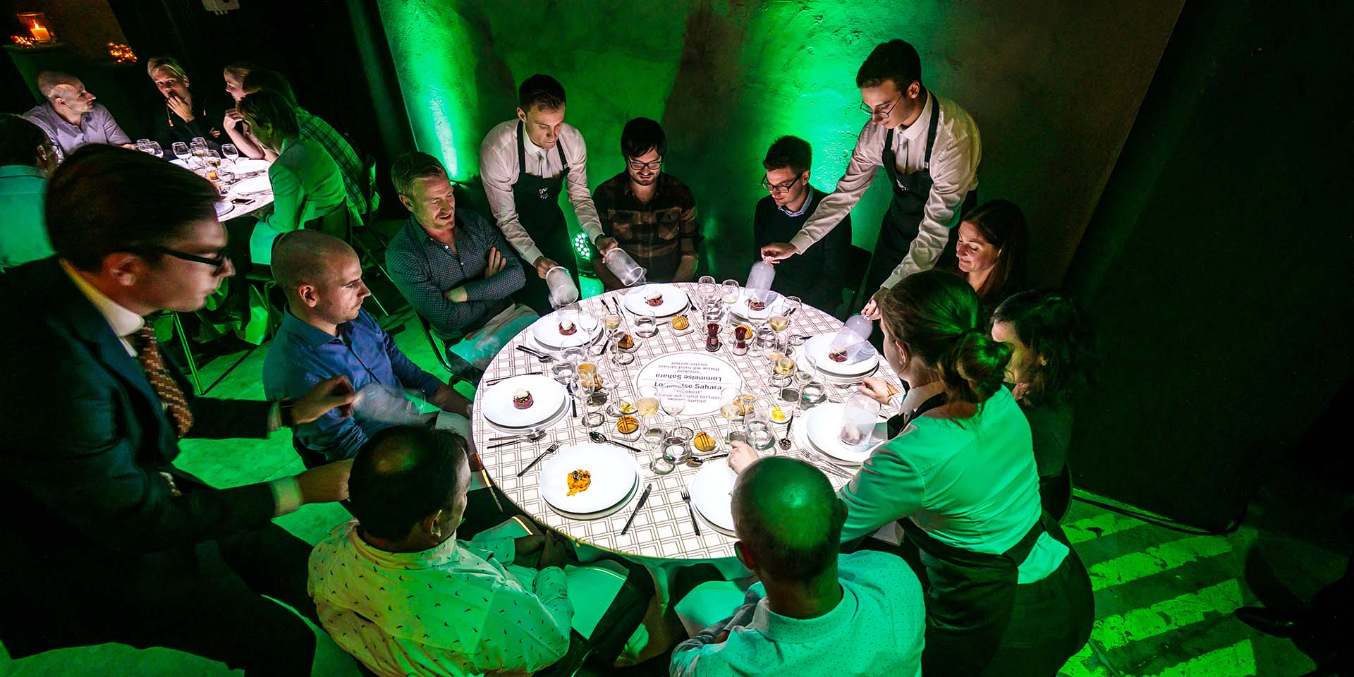Stijfjes souperen? Verwonder je gasten liever met een fenomenaal feestmaal!