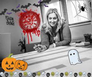 Halloween concept bij KonseptS