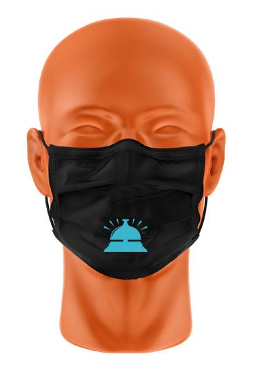 Gepersonaliseerde mondmaskers-KonseptS