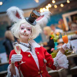 Themafeest Alice in Wonderland